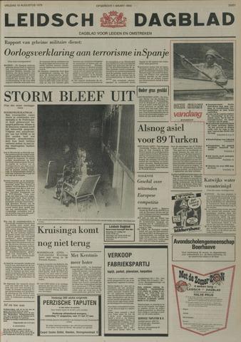 Leidsch Dagblad 1979-08-10