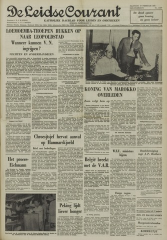 Leidse Courant 1961-02-27