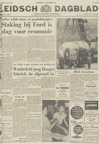 Leidsch Dagblad 1967-09-07