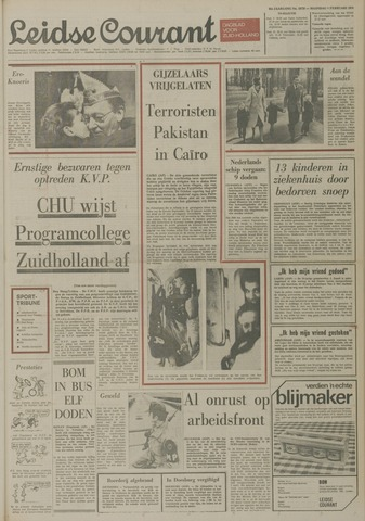 Leidse Courant 1974-02-04
