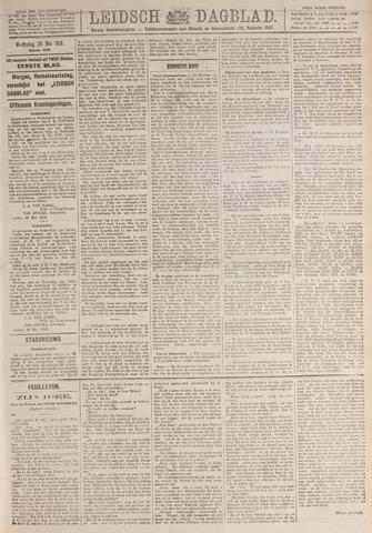 Leidsch Dagblad 1919-05-28