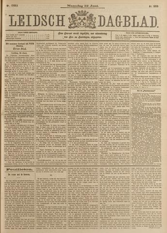 Leidsch Dagblad 1899-06-12