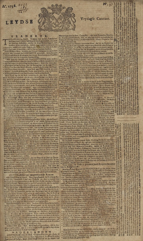 Leydse Courant 1758-05-12