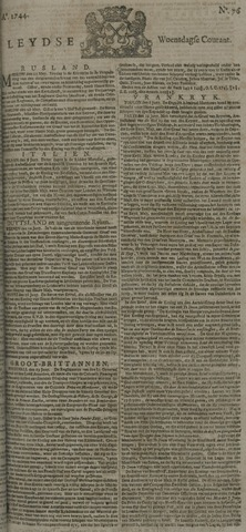 Leydse Courant 1744-06-24