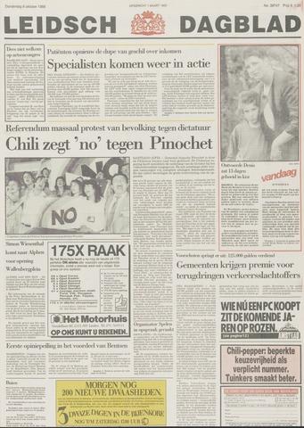 Leidsch Dagblad 1988-10-06