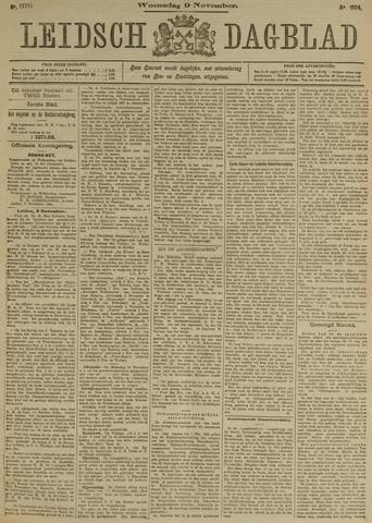 Leidsch Dagblad 1904-11-09