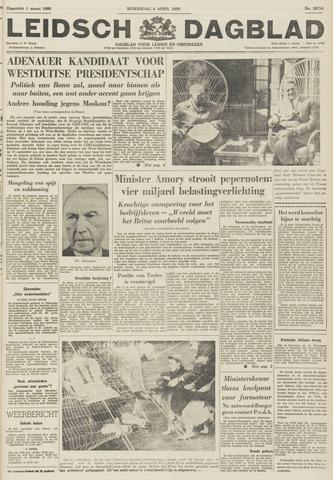 Leidsch Dagblad 1959-04-08