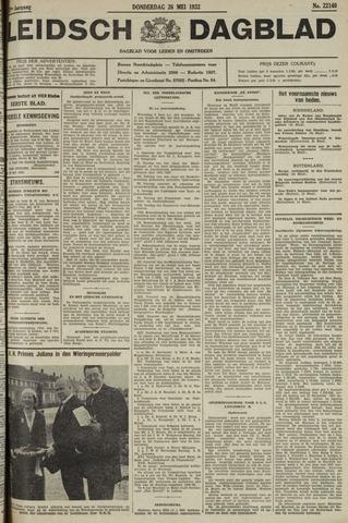 Leidsch Dagblad 1932-05-26