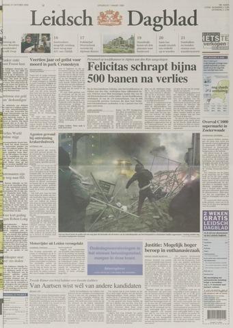 Leidsch Dagblad 2000-10-31