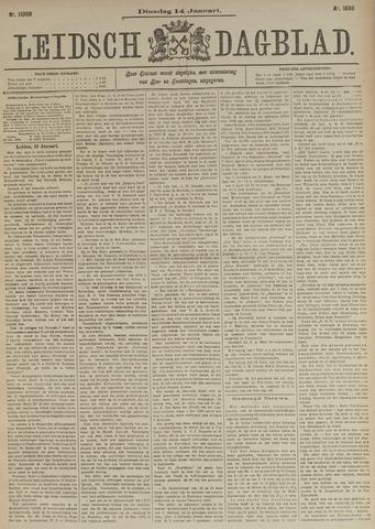 Leidsch Dagblad 1896-01-14