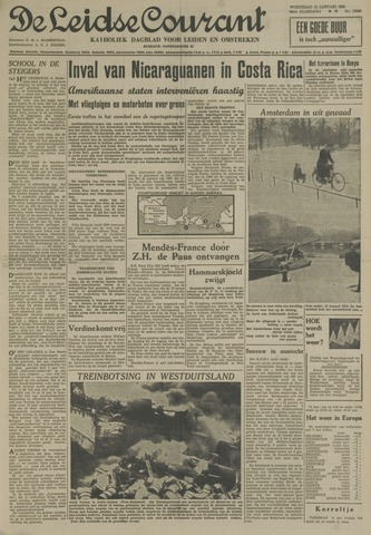 Leidse Courant 1955-01-12
