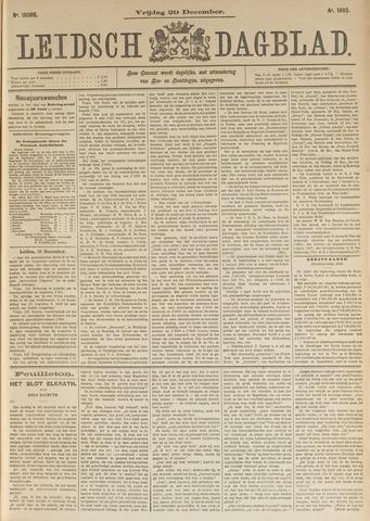 Leidsch Dagblad 1893-12-29