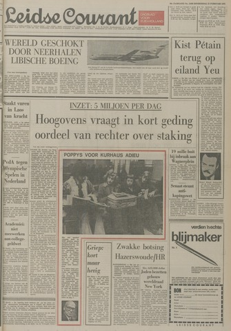 Leidse Courant 1973-02-22