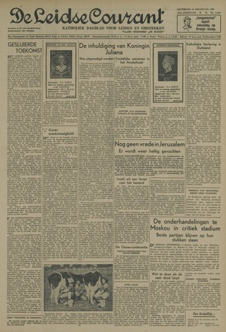 Leidse Courant 1948-08-14