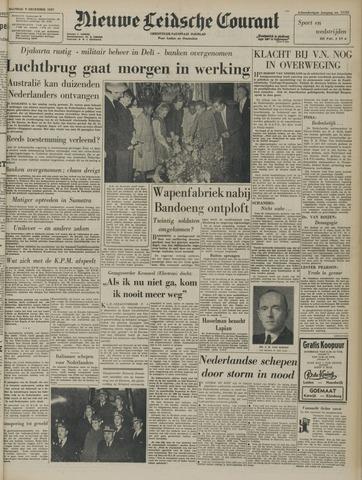 Nieuwe Leidsche Courant 1957-12-09