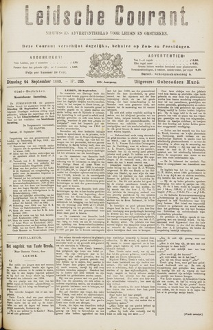 Leydse Courant 1889-09-24