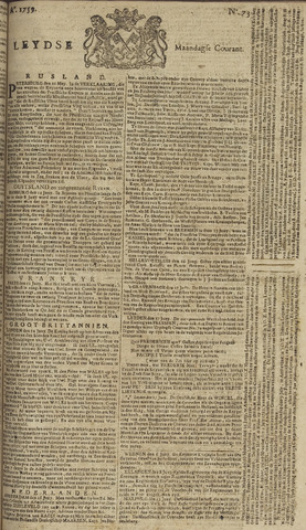 Leydse Courant 1759-06-18