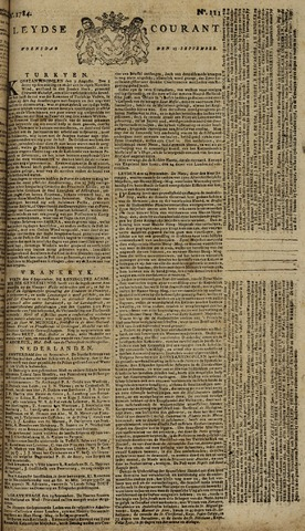 Leydse Courant 1784-09-15