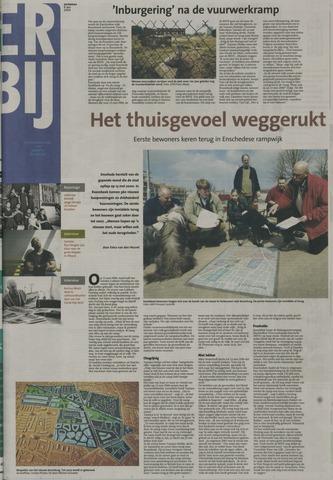 Leidsch Dagblad 2004-05-08