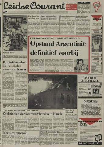 Leidse Courant 1988-12-05