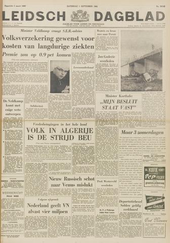 Leidsch Dagblad 1962-09-01