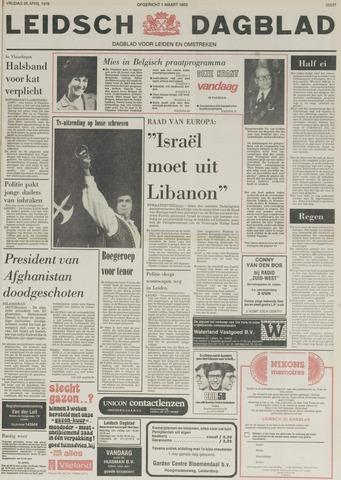 Leidsch Dagblad 1978-04-28