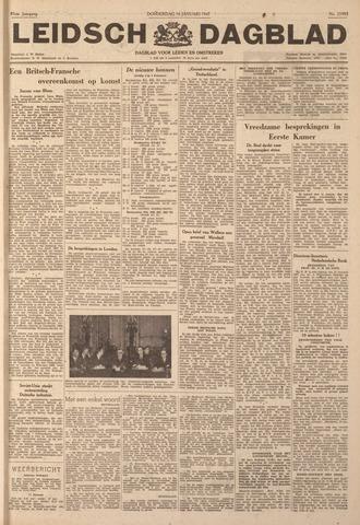 Leidsch Dagblad 1947-01-16