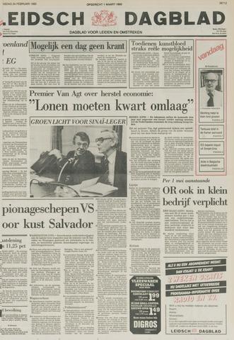 Leidsch Dagblad 1982-02-24