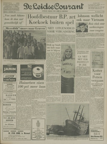Leidse Courant 1966-10-07