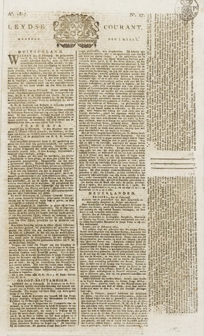 Leydse Courant 1817-03-03