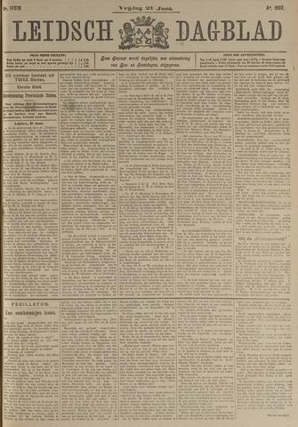 Leidsch Dagblad 1907-06-21