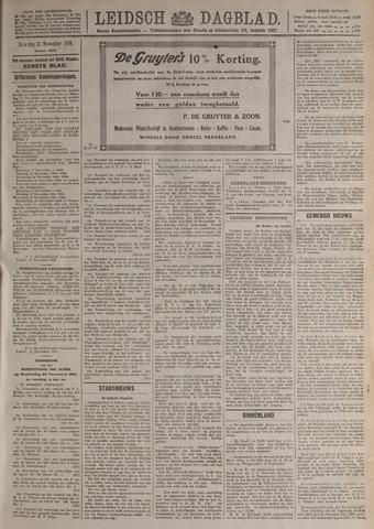 Leidsch Dagblad 1919-11-15