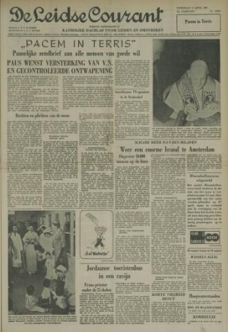 Leidse Courant 1963-04-10