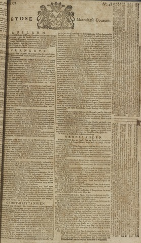 Leydse Courant 1771-04-22