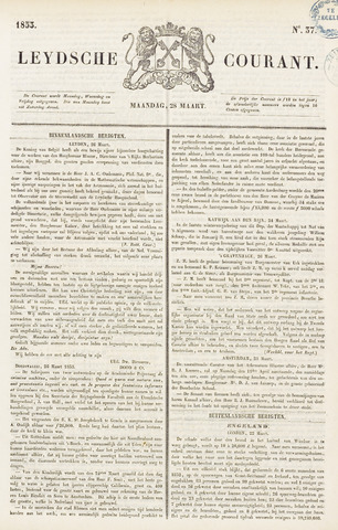 Leydse Courant 1853-03-28