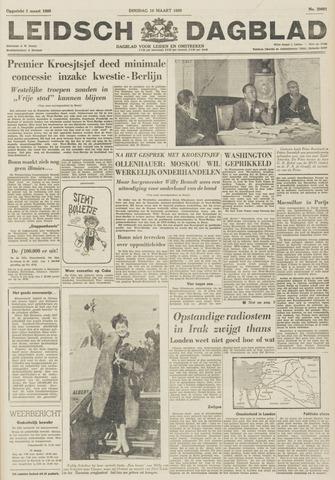 Leidsch Dagblad 1959-03-10