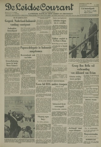 Leidse Courant 1962-07-16