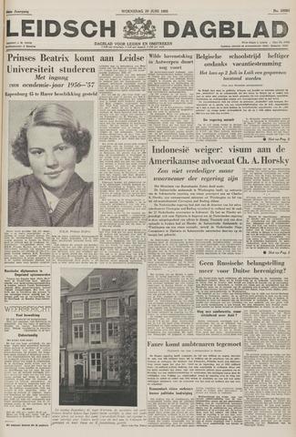 Leidsch Dagblad 1955-06-29