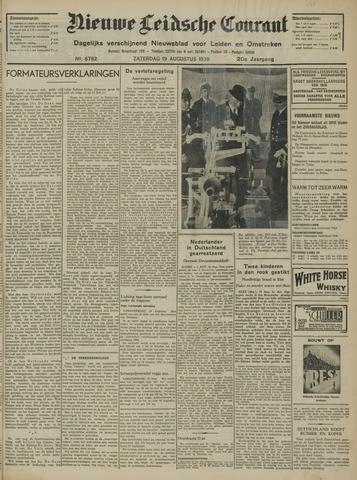 Nieuwe Leidsche Courant 1939-08-19