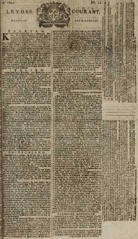 Leydse Courant 1802-01-25