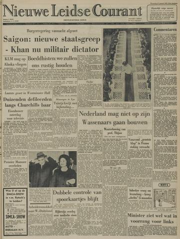 Nieuwe Leidsche Courant 1965-01-27