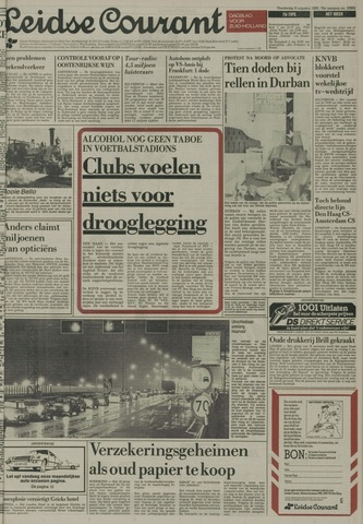Leidse Courant 1985-08-08