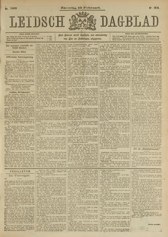 Leidsch Dagblad 1904-02-13