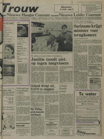 Nieuwe Leidsche Courant 1975-11-29