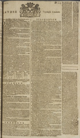 Leydse Courant 1772-10-16