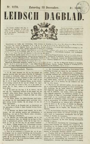 Leidsch Dagblad 1863-12-12