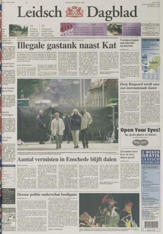 Leidsch Dagblad 2000-05-18