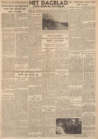 Dagblad voor Leiden en Omstreken 1944-05-13