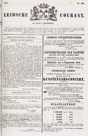 Leydse Courant 1876-09-04