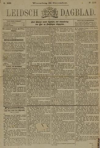 Leidsch Dagblad 1890-12-31